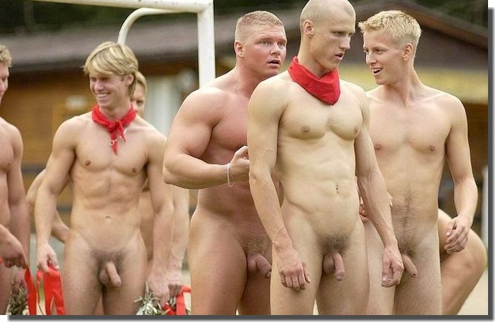 boys in mirror naked